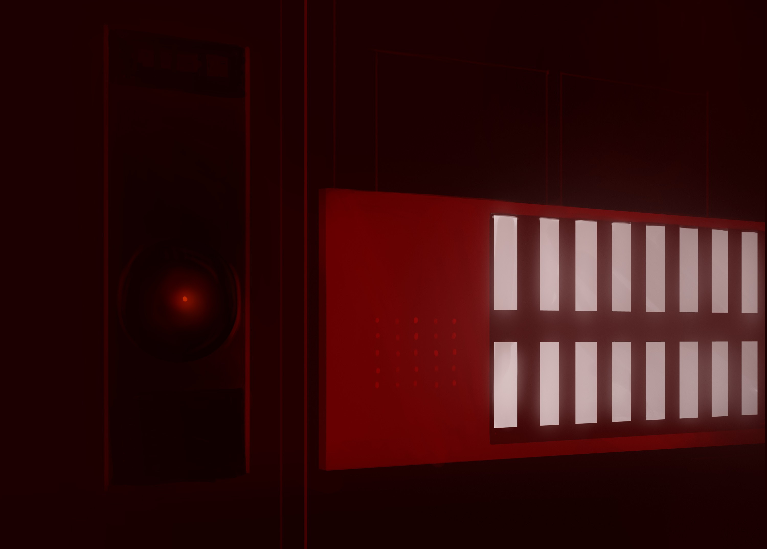 2001 A Space Odyssey Hal 9000 Wallpapers Hd Desktop And Mobile