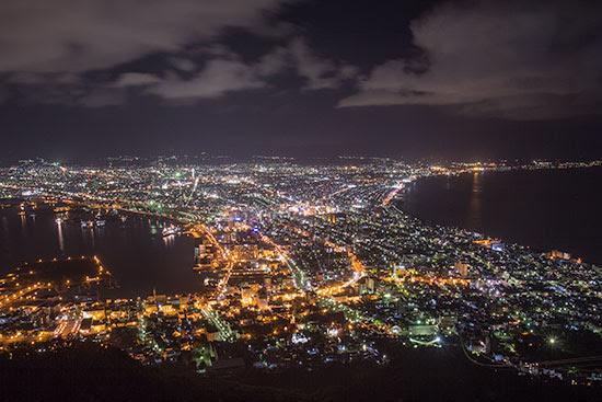 Hokkaido Autumn Guide Mount Hakodate