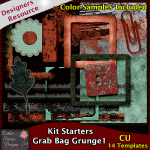 Kit Starters Grab Bag Grunge 1 CU