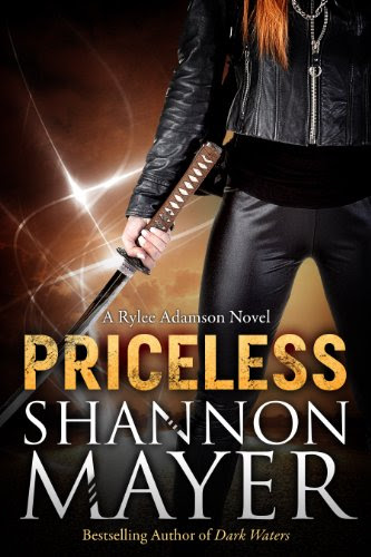 Priceless: A Rylee Adamson Novel (Book 1) by Shannon Mayer