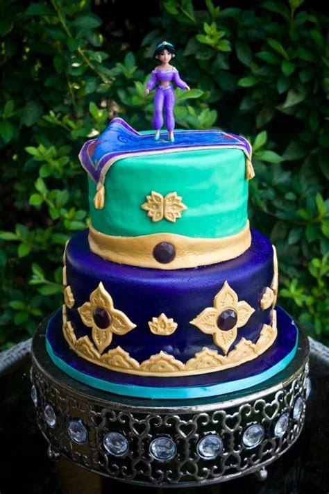 Princess Jasmine cake  awww i want this!!! my fav