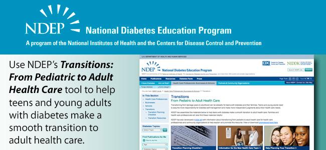 NDEP Diabetes Transitions