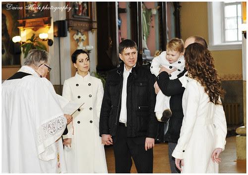 Domanto krikštynos
