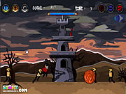 Jogar Witch castle defence Jogos