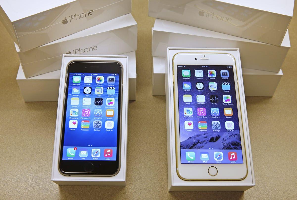 #2 iPhone 6S Plus