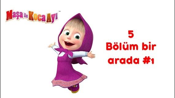 Best Of Maþa Ile Koca Ayi Boyama On Sayfalari