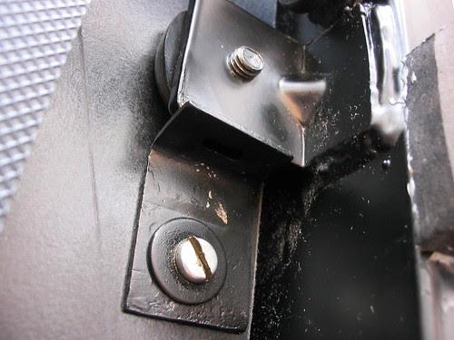 Modificação amortecedores esteira Kikos TS1501F -3