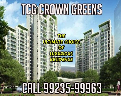 TCG CROWN GREENS HINJEWADI PUNE