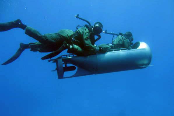 Diver Propulsión Vehículo