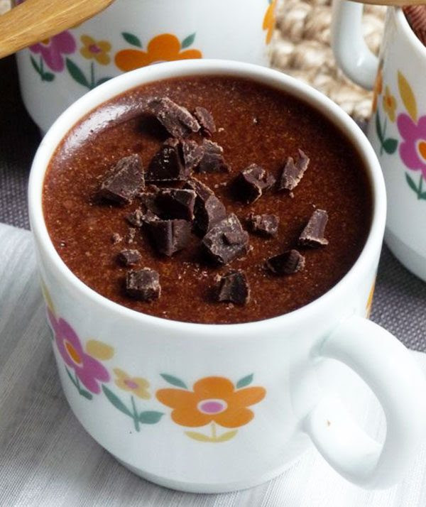 Dark Chocolate Mousse Recipe — Easy Chocolate Mousse ...