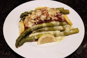 Recipe of Super Quick Homemade Salmon Oscar