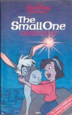 File:TheSmallOne VHS 1981.jpg