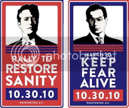 Stewart/Colbert rally
