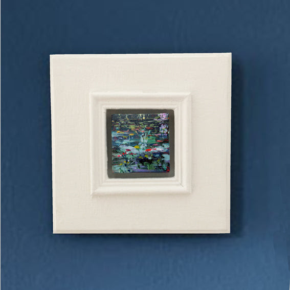 Frame For Miniature Square 16x16 Cm 62x62inch Lies Goemans