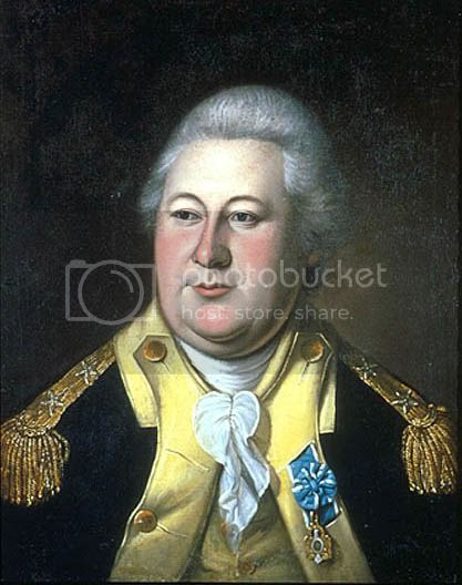 Revolutionary War general