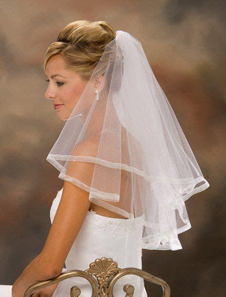 25  best ideas about Short Wedding Veils on Pinterest