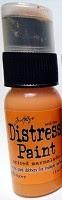 Ranger Tim Holtz Distress Paint - Spiced Marmalade