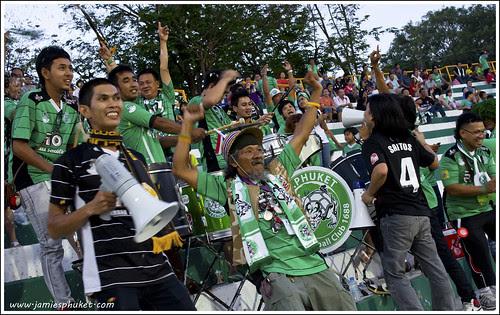 Phuket FC Supporters