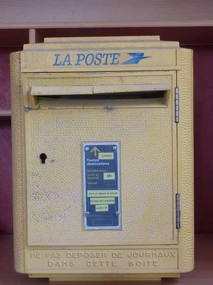 100 rton boite aux lettres mod le fabrication dejoie 1983 1984 ensembles des phases. Black Bedroom Furniture Sets. Home Design Ideas