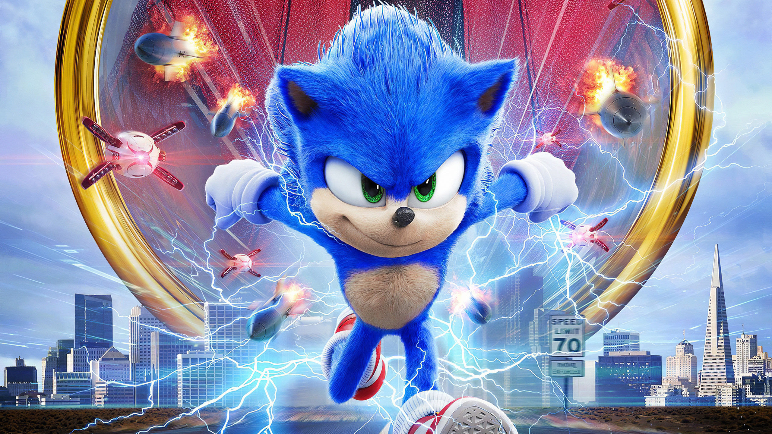 Sonic The Hedgehog Movie Review 2020 Utterly Cheesy And Stupid