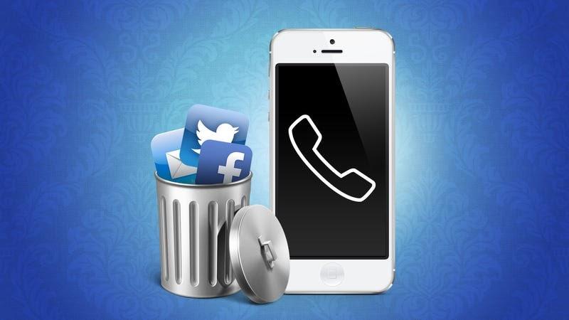 Simple way to Uninstall Facebook App
