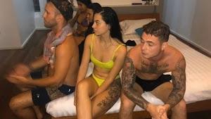 Polícia põe fim a orgia e prende turistas que desafiaram a quarentena na Tailândia