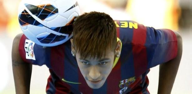 Sem doping, segundo médico, Neymar não conseguirá ganhar cinco quilos de massa