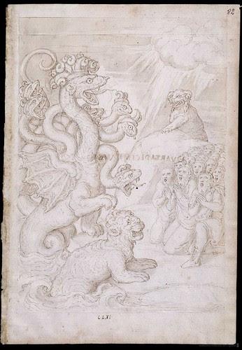 De Aetatibus Mundi Imagines -  Francisco de Holanda (1545-1573) c