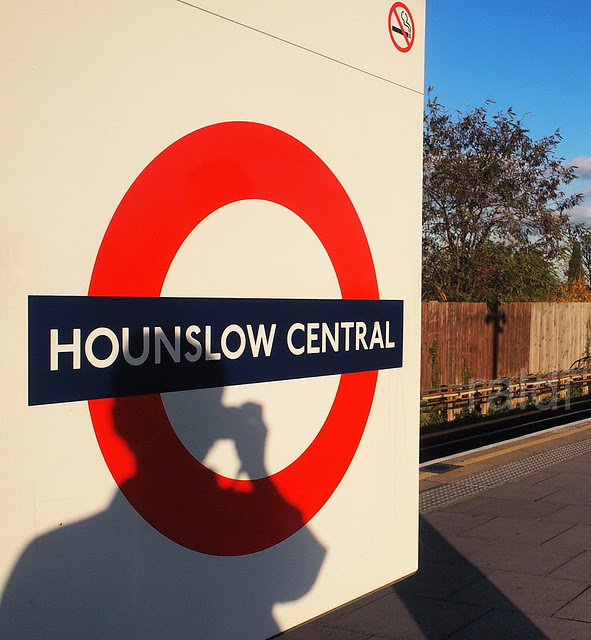 Hounslow Central Signage
