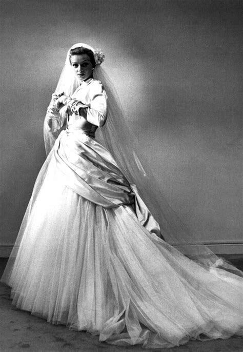 Wedding Gown Christian Dior 1949   Christian Dior