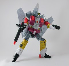 Transformers Silverbolt Universe Ultra
