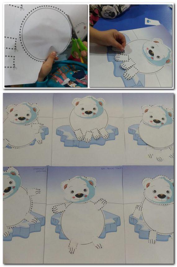 Kutup Ayısı Etkinliği Eğitim Bilişim Ağı