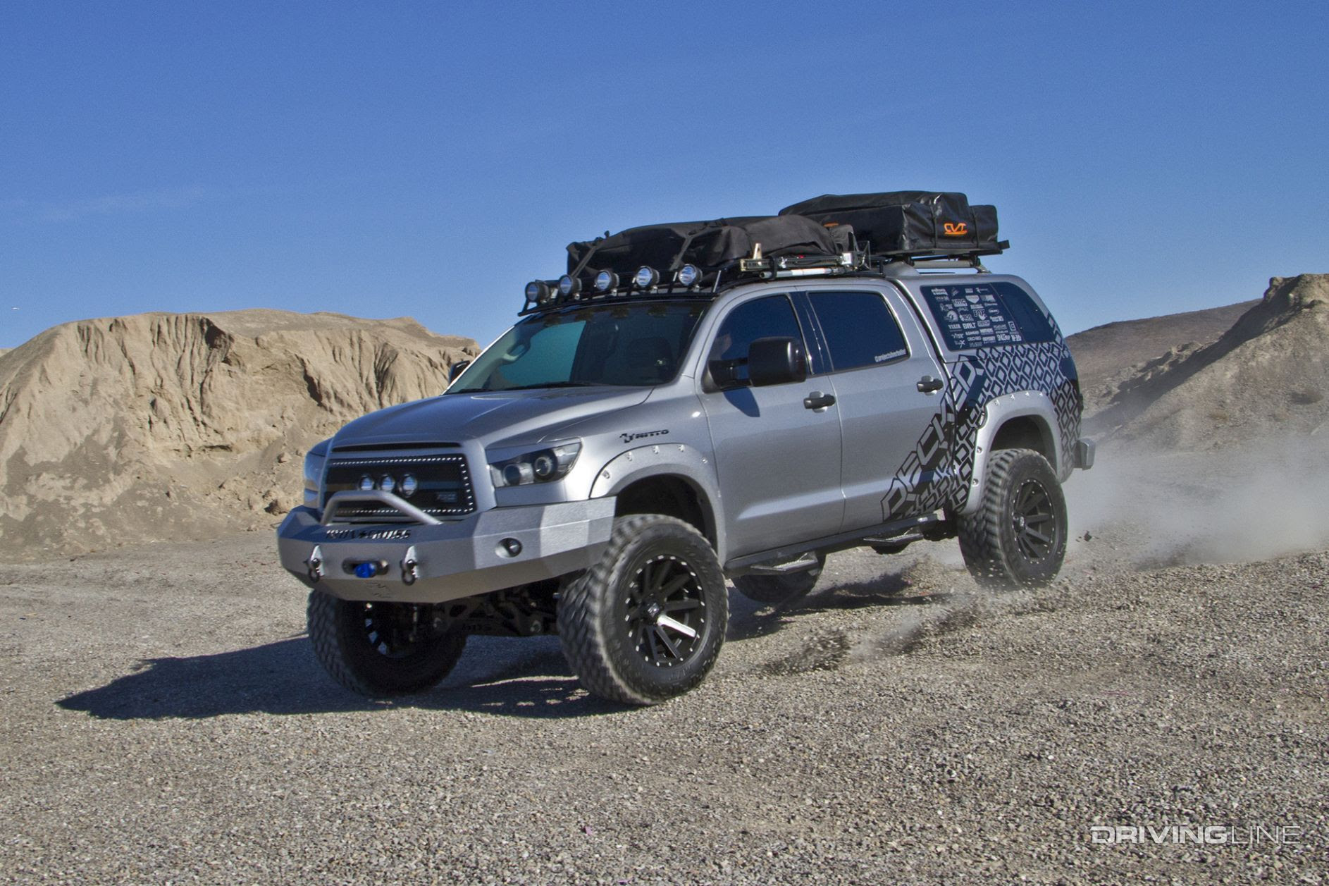 Toyota Tundra Overland Build