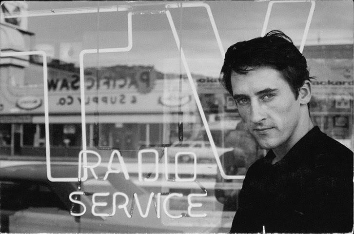 Dennis Hopper Shots: Dennis Hopper Photography Ed Ruscha, 1964
