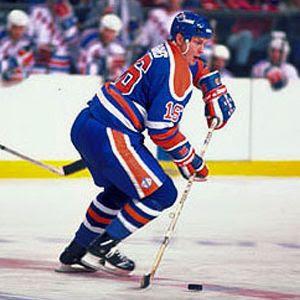 Pat Hughes Oilers