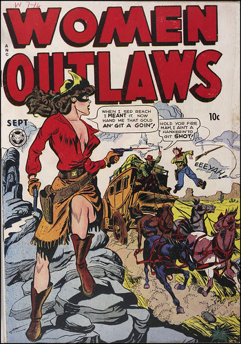 Women Outlaws #2