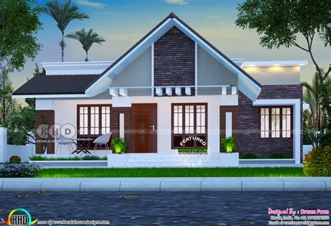 superb  cost house plan kerala home design  floor