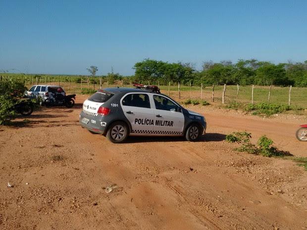 Polícia Militar registrou mais três mortes na madrugada desta sexta (24) (Foto: Francileno Góis/Vitrine do Oeste)