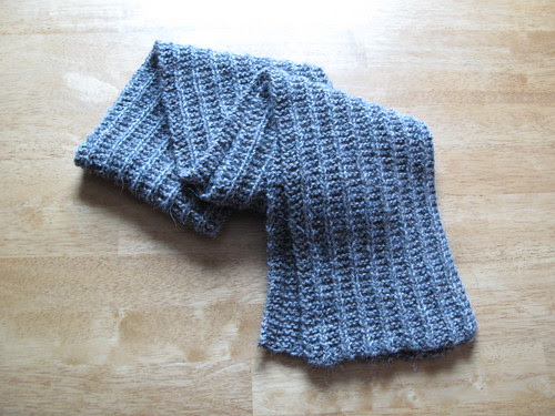 Dad's scarf