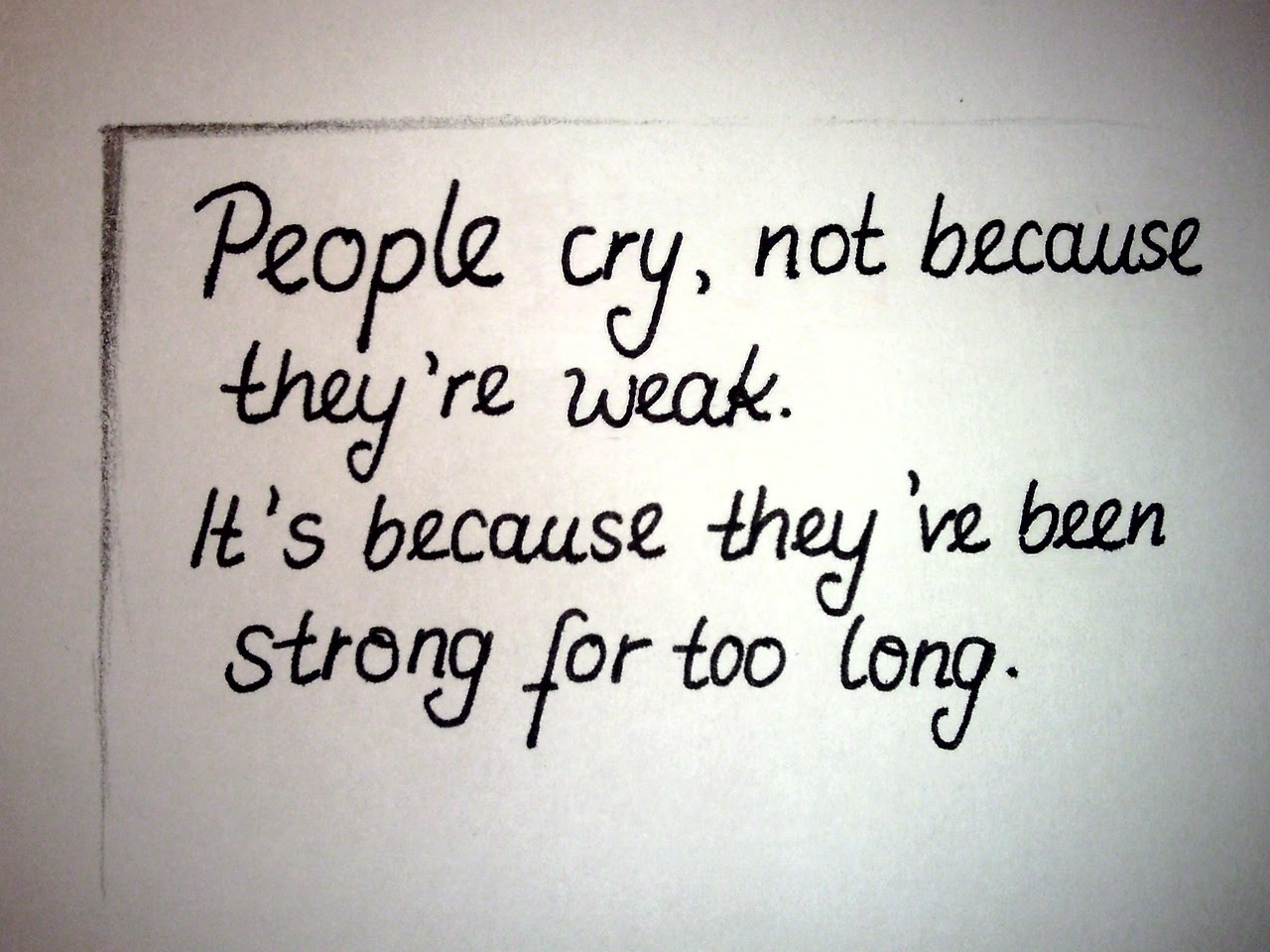 30 Quotes Which Will Make You Cry
