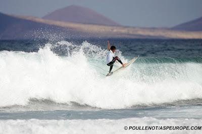 Surf 30 - Iker Fuentes en La Santa Lanzarote