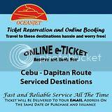 OceanJet Cebu-Dapitan Route