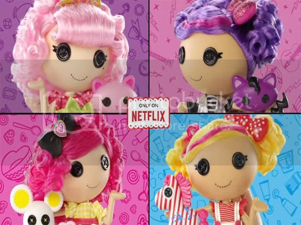 Lalaloopsy Large Dolls Gets A Makeover And You'll Love It!