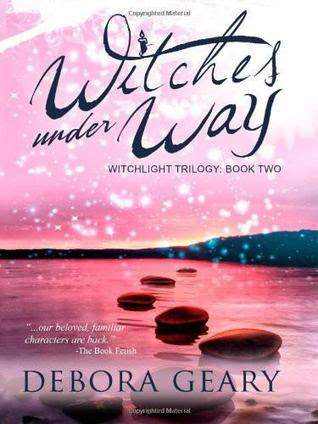 Witches Under Way (WitchLight Trilogy #2)