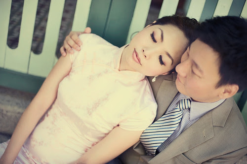 Angeline ~ Pre-wedding Photography