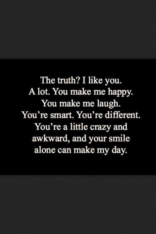 I Like You Quotes I Like You Sayings I Like You Picture Quotes