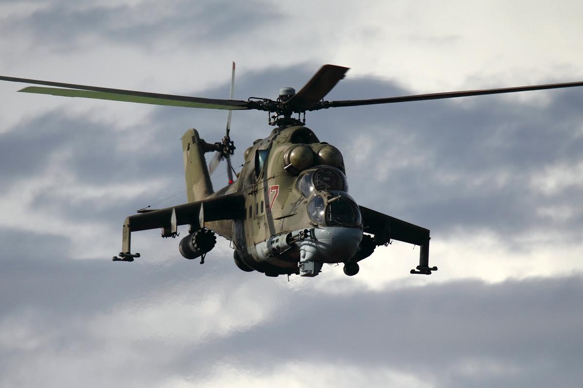 Resultado de imagen para Mil Mi-24,