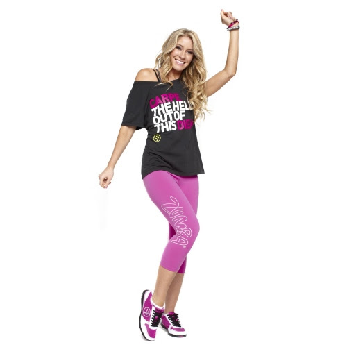 carpe the hell out of your diem with zumba fitness  zumba