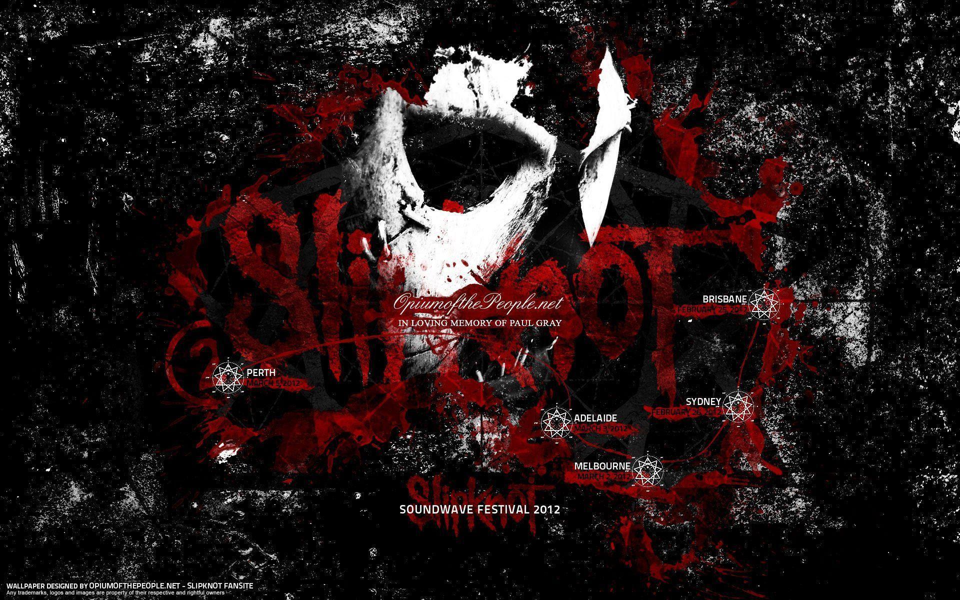 Slipknot Wallpapers 2016 - Wallpaper Cave
