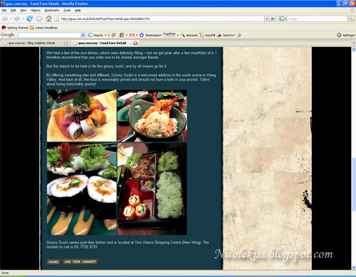 sushi print screen